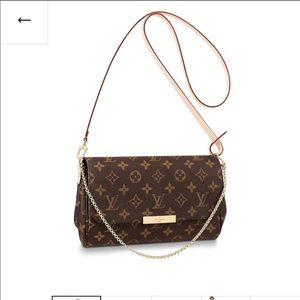 New Louis Vuitton favorite mm